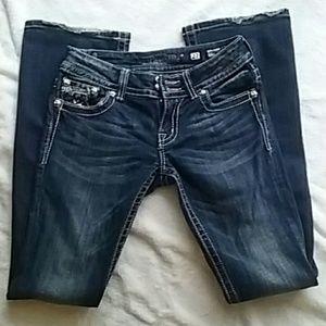 Miss Me Jeans - Miss Me Jeans Boot Cut Size 27